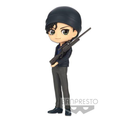 Case Closed Q Posket Mini Figure Shuichi Akai Ver. B 15 cm