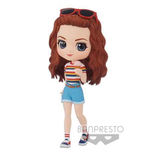 Stranger Things Q Posket Mini Figure Max 13 cm