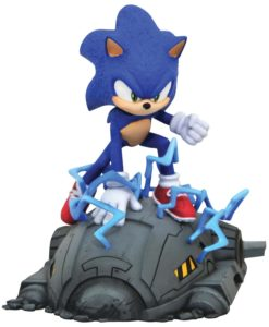Sonic the Hedgehog Movie Gallery PVC Statue 1/6 Sonic 13 cm