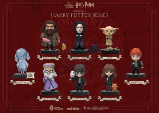 Harry Potter Mini Egg Attack Figure 8 cm Assortment (8)