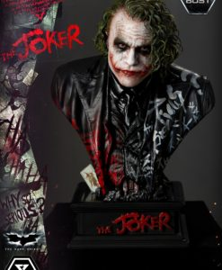 The Dark Knight Premium Bust The Joker 26 cm