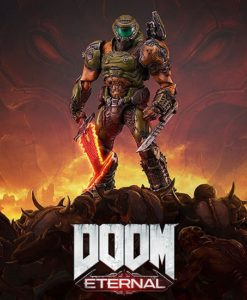Doom Eternal Figma Action Figure Doom Slayer 16 cm