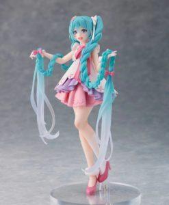 Hatsune Miku Wonderland PVC Statue Hatsune Miku Rapunzel 18 cm