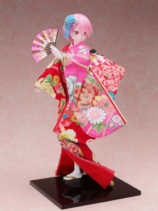Re:ZERO -Starting Life in Another World- PVC Statue 1/4 Ram Japanese Doll 40 cm