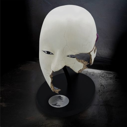 No Time to Die Prop Replica 1/1 Safin Mask Limited Edition Fragmented Version 18 cm