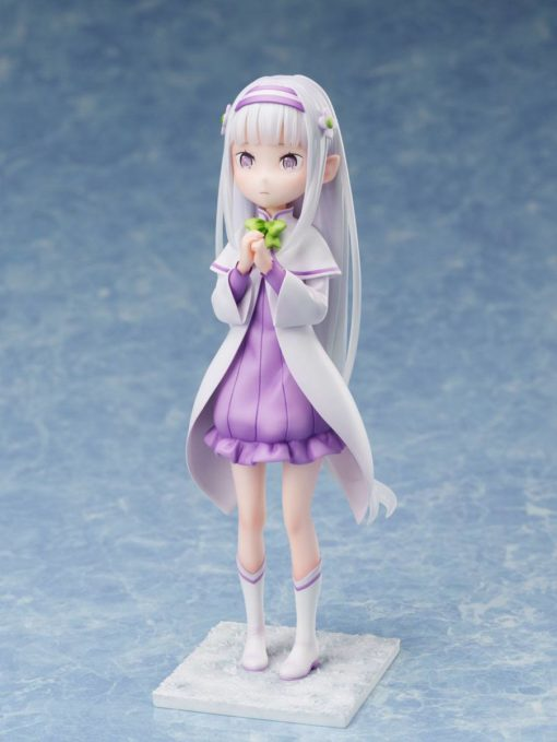 Re:ZERO -Starting Life in Another World- PVC Statue 1/7 Emilia Memory of Childhood 18 cm