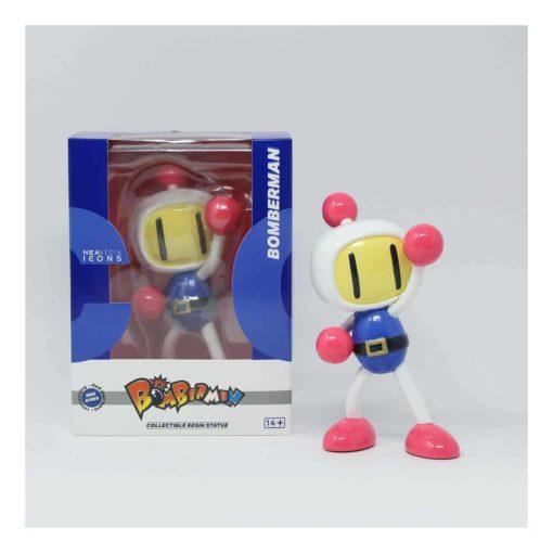 Bomberman Mini Icons Statue 15 cm