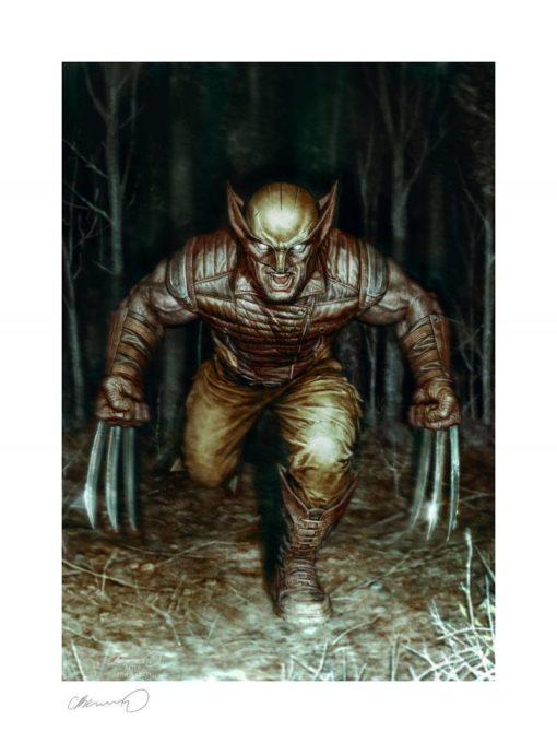 Marvel Art Print Wolverine 46 x 61 cm – unframed
