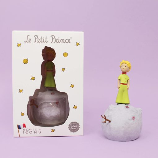 The Little Prince Statue The Prince on Planet 12 cm