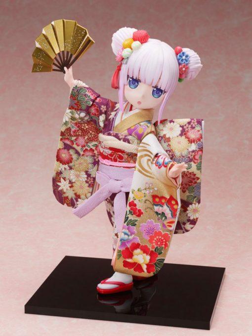 Miss Kobayashi's Dragon Maid PVC Statue 1/4 Kanna Japanese Doll 29 cm
