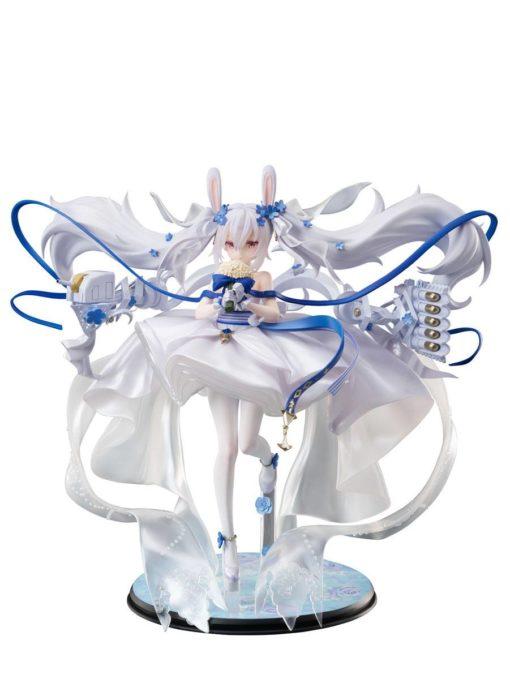 Azur Lane PVC Statue 1/7 Laffey White Rabbit's Oath 24 cm