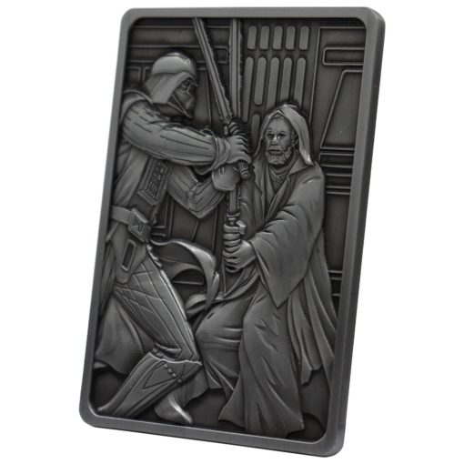 Star Wars Iconic Scene Collection Limited Edition Ingot We Meet Again
