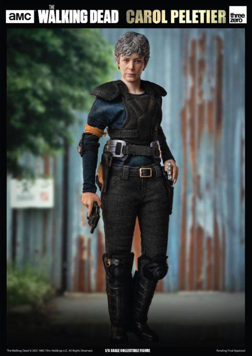 The Walking Dead Action Figure 1/6 Carol Peletier 28 cm
