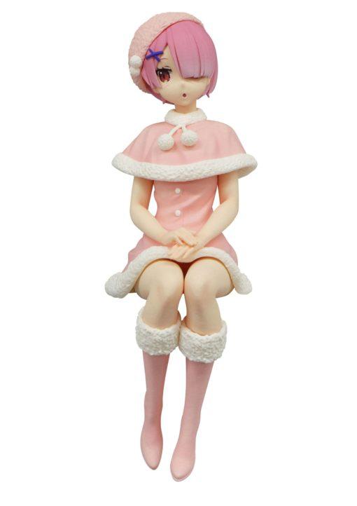 Re:Zero Noodle Stopper PVC Statue Ram Snow Princess 14 cm