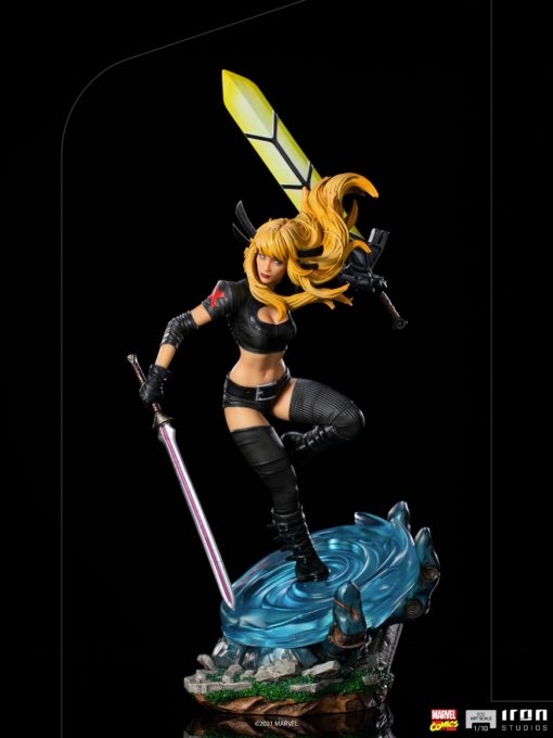 Marvel Comics BDS Art Scale Statue 1/10 Magik (X-Men) 28 cm