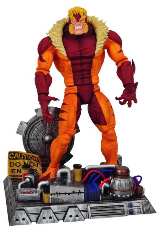 Marvel Select Action Figure Sabretooth 18 cm