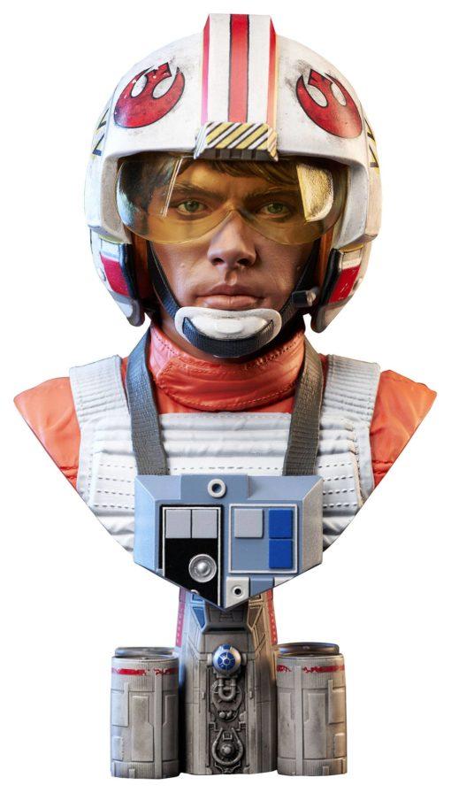 Star Wars Episode IV Legends in 3D Bust 1/2 Luke Skywalker (X-Wing Pilot) 25 cm