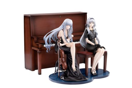 Girls Frontline PVC Statue 1/7 AN94 Wolf and Fugue 19 cm
