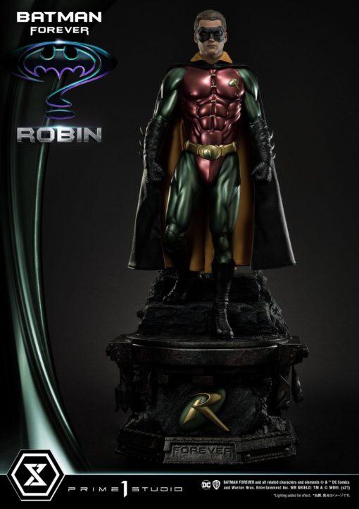 Batman Forever Museum Masterline Series Statue 1/3 Robin 90 cm