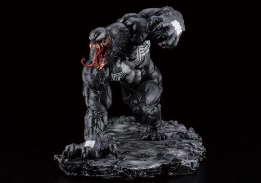 Marvel Universe ARTFX+ PVC Statue 1/10 Venom Renewal Edition 17 cm