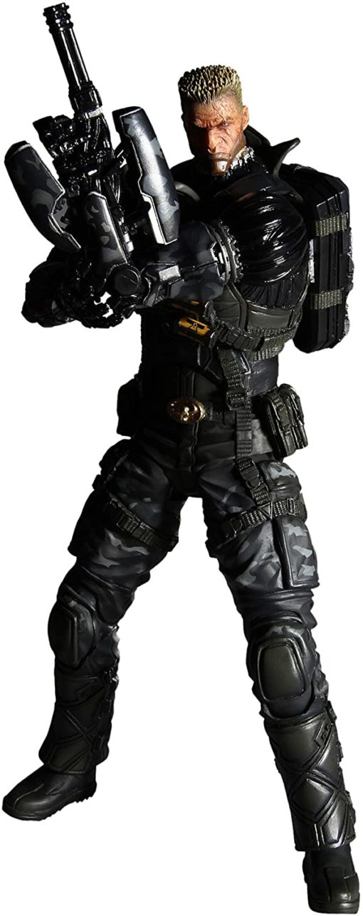 Deus Ex: Human Revolution – Play Arts Kai – Lawrence Barrett