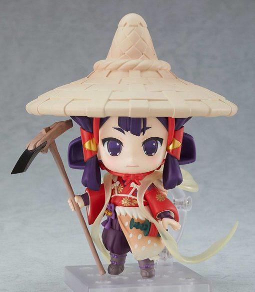 Sakuna: Of Rice and Ruin Nendoroid Action Figure Princess Sakuna 10 cm