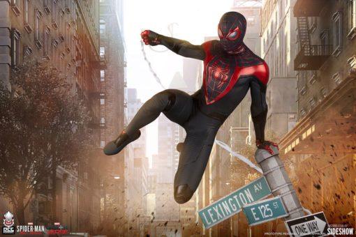 Marvel's Spider-Man: Miles Morales Statue 1/6 Spider-Man: Miles Morales 36 cm