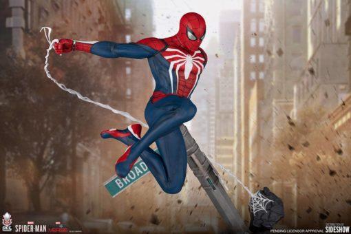 Marvel's Spider-Man Statue 1/6 Spider-Man: Advanced Suit 36 cm